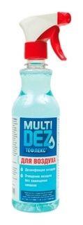 Мультидез для дезинфекции воздуха и удаления запахов спрей  Тефлекс