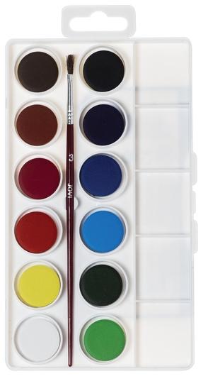 Краски акварельные  Jovi