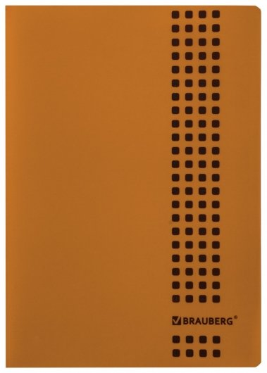 Тетрадь в клетку 40 листов А4 Metropolis  Brauberg