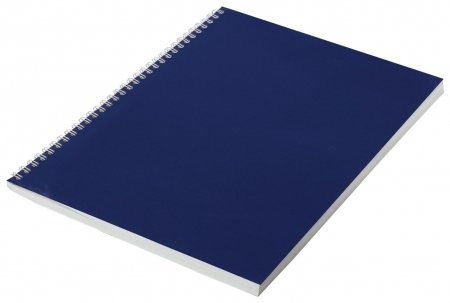 Тетрадь в клетку 96 листов А4 Синий  Staff