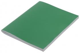 Тетрадь в клетку 96 листов А4 Зеленый  Staff