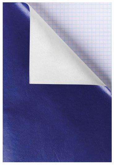 Тетрадь в клетку 96 листов А4 Синий  Hatber