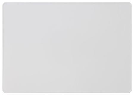 Доска для лепки А4, 280х200 мм, белая, с бортиком   Пчелка