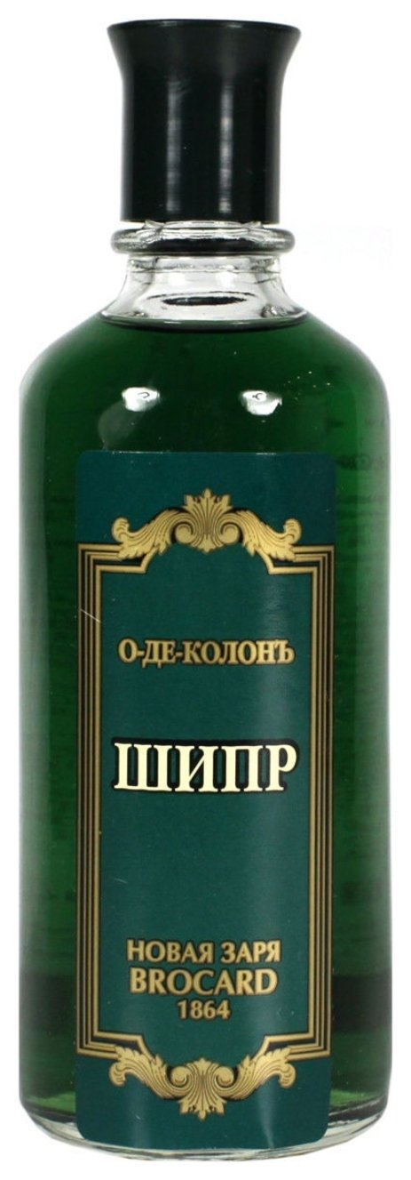 Одеколон Шипр Новая Заря
