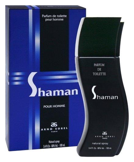 Туалетная вода мужская Shaman  Parfums Corania