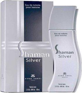 "Туалетная вода ""Shaman Silver""  Corania"