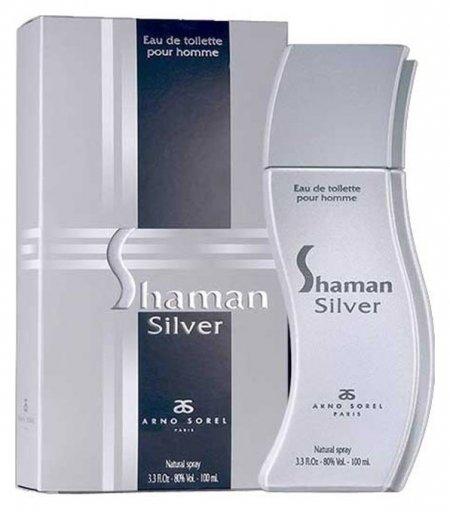 Туалетная вода мужская Shaman Silver Parfums Corania Shaman