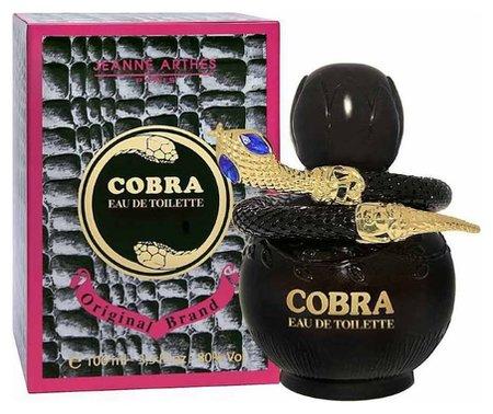 """Туалетная вода """"Cobra parfum femme""""  Jeanne Arthes"""