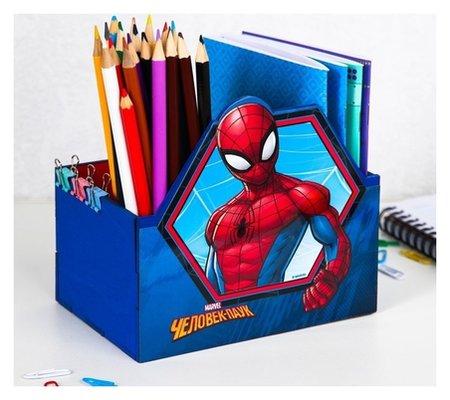 Органайзер для канцелярии Человек паук 150 х 100 х 80  Marvel