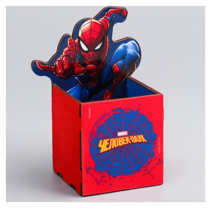 Органайзер для канцелярии Супергерой 65 х 70 х 65 мм  Marvel