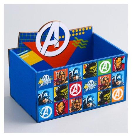 Органайзер для канцелярии Супергерои 150 х 100 х 80 мм  Marvel