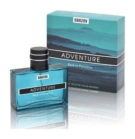 Adventure Black To Portofino  Позитив Парфюм
