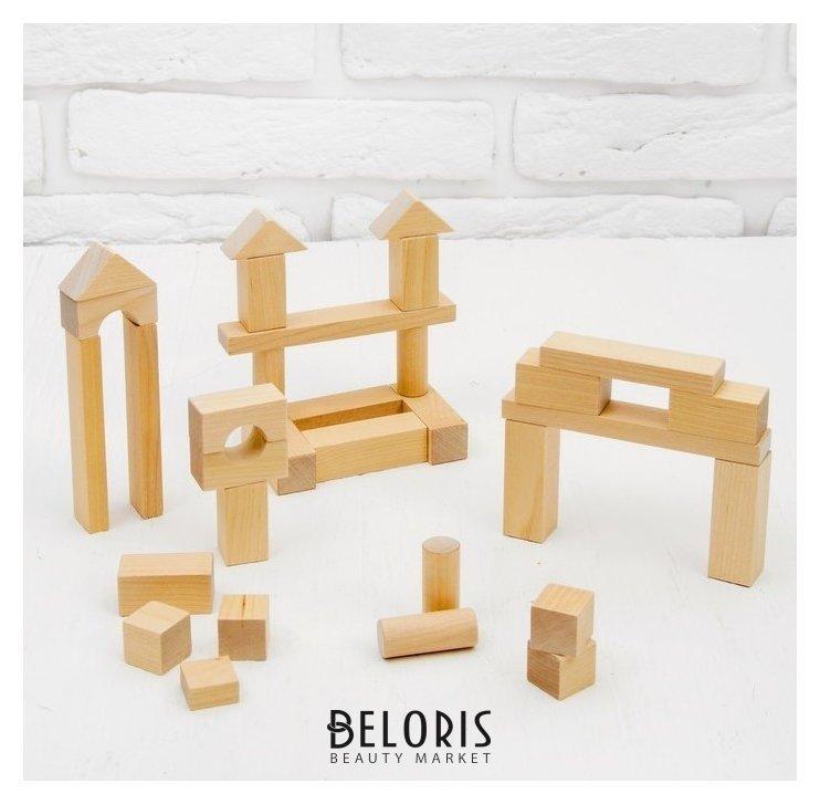 Строительный набор № 2 60 элементов Pelsi