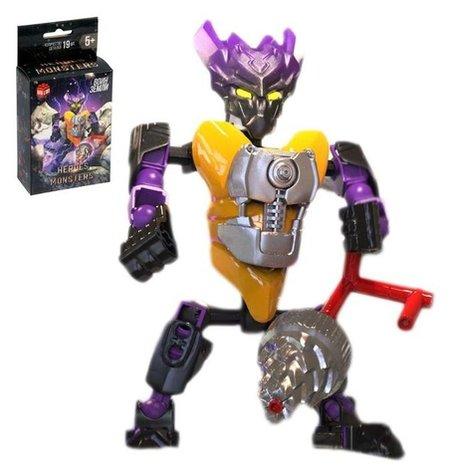 Конструктор-робот Воин Земли 19 деталей  Unicon