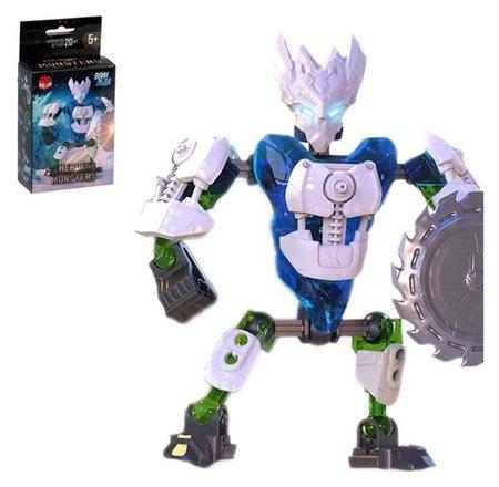 Конструктор-робот Воин Льда 20 деталей  Unicon
