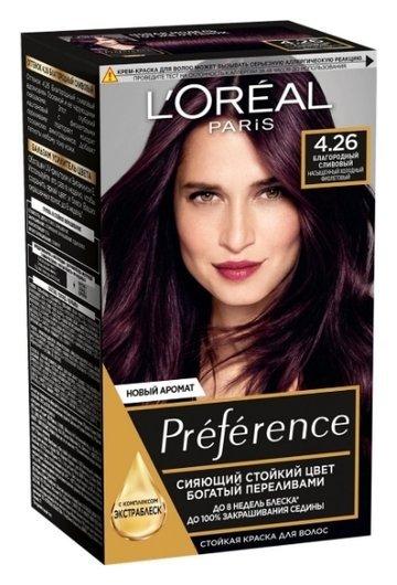 "Краска для волос ""Preference""  L'Oreal"