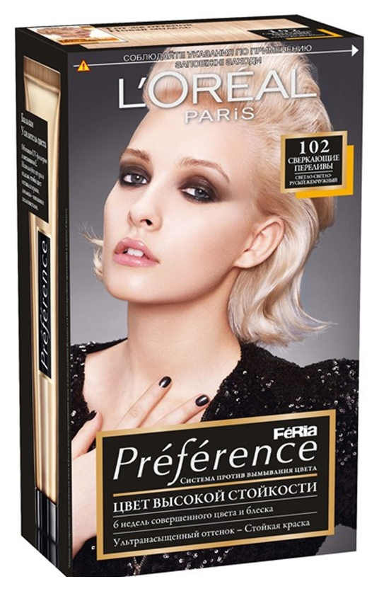 "Краска для волос ""Preference Feria""  L'Oreal"
