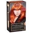 "Краска для волос ""Preference Feria"" Тон P78 Паприка"