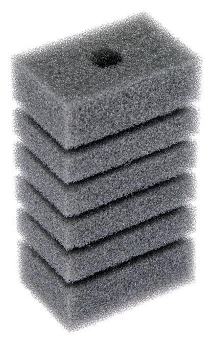 Губка прямоугольная для фильтра турбо №18, 6,8х11,4х4,6 см  Compаnion