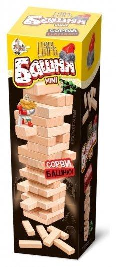 Игра для детей и взрослых Царь башня Mini  Десятое королевство