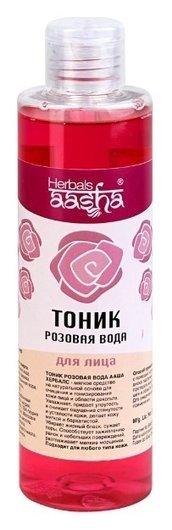 Тоник Розовая вода  Aasha Herbals