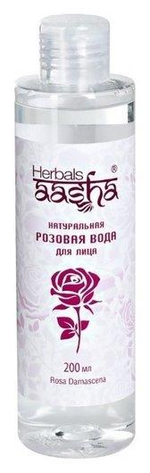 Натуральная Розовая вода  Aasha Herbals
