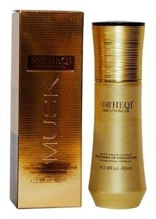 Масло - стайлинг для волос для прикорневого объёма  MOCHEQI MUSK