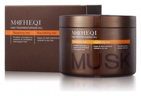 Маска для волос с пантенолом Nutrient Moisturizing Hair Treatment  MOCHEQI MUSK