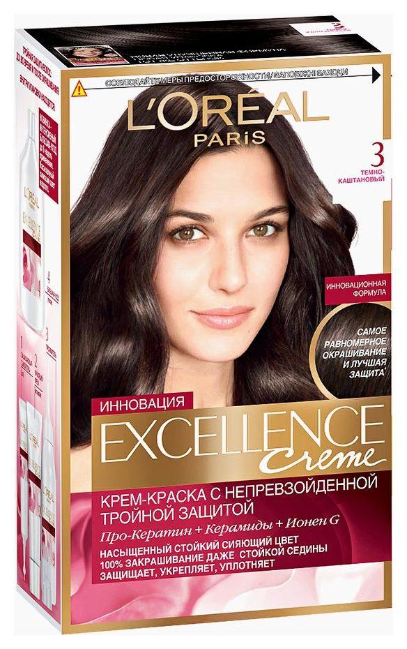 Краска для волос Excellence  L'Oreal