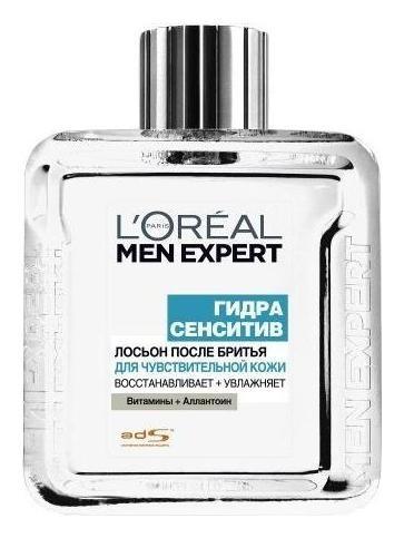"""Лосьон после бритья """"Men Expert, Гидра Сенситив"""", для чувствительной кожи  L'Oreal"""