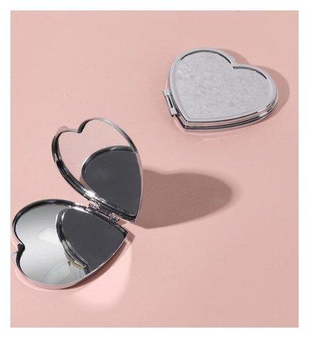 Зеркало складное, цвет серебряный  Queen Fair