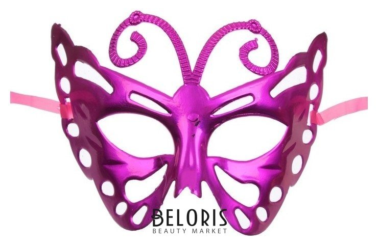 Карнавальная маска «Полёт бабочки» Страна Карнавалия