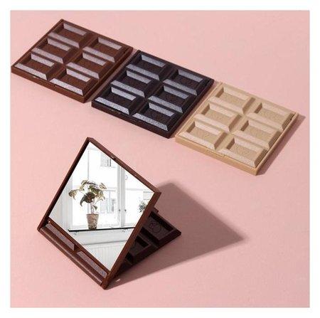 Зеркало складное Шоколадное чудо  Queen Fair