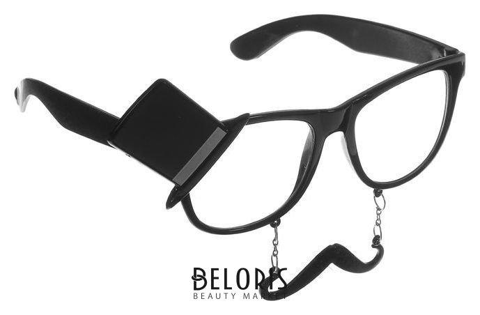 Карнавальные очки «Классик», с усиками Страна Карнавалия