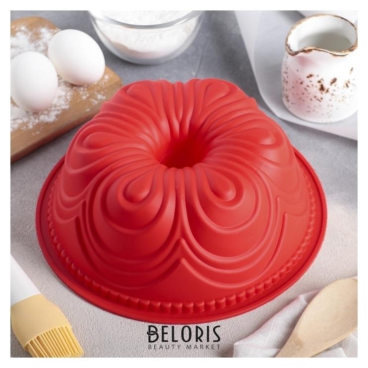 Форма для выпечки «Немецкий кекс. торжество», D=25 см Доляна