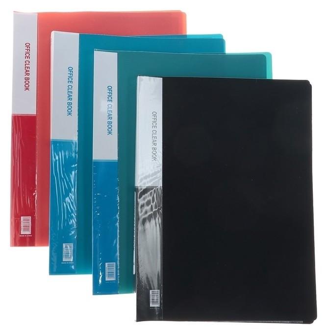 Папка, формат А4, 20 файлов  Calligrata