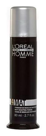 Матирующая крем-паста для всех типов волос  L'oreal Professionnel