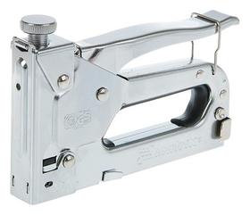 Степлер мебельный Matrix, 4-14 мм, тип скоб 53, металлический корпус, регулируемый  Matrix