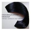 """Краска для волос """"DiaRichesse"""" Тон 2.10 Интенсивный брюнет пепельный"""