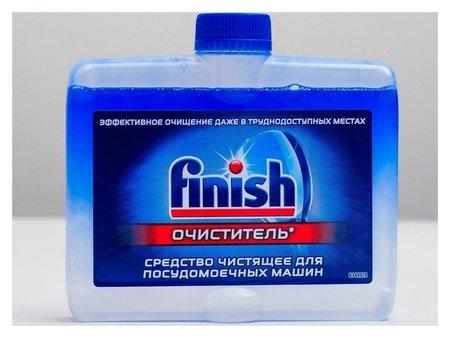 Средство чистящее для посудомоечных машин Finish, 250 мл  Finish
