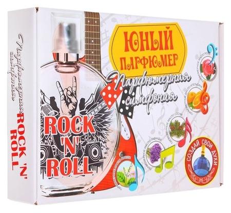 Набор для создания духов «Парфюмерная симфония. рок-н-ролл»  БрикНик
