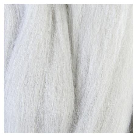 Шерсть для валяния (168 серый светлый), 50 г  Камтекс