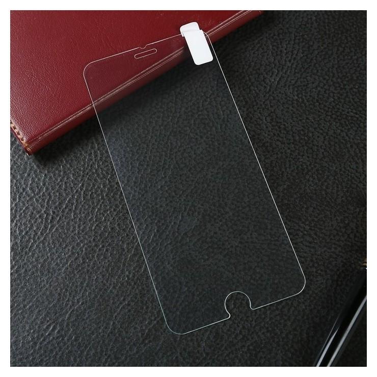 """Защитное стекло 2.5d Luazon для Iphone 6 Plus/6splus (5.5"""")  LuazON"""