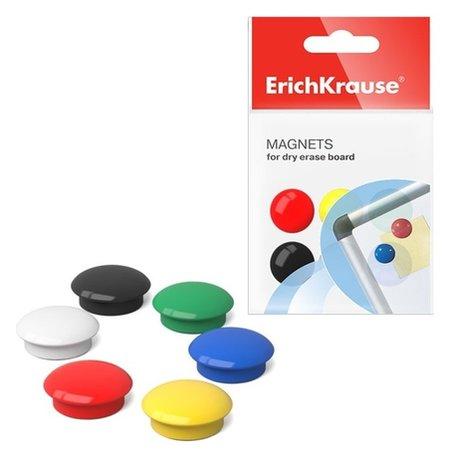 Магниты для досок 20 мм, 12 штук, Erich Krause  Erich krause