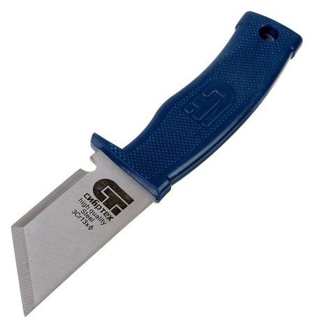 """Нож универсальный """"Сибртех"""", 32 мм, сталь, пластиковый корпус  Сибртех"""