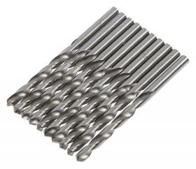 Сверло по металлу Matrix, 6,0 мм, полированное, 10 шт, цилиндрический хвостовик  Matrix