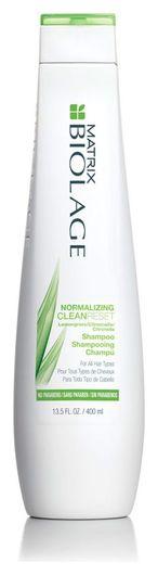 Шампунь нормализующий с экстрактом лимонного сорго для жирных волос Сleanreset  Matrix