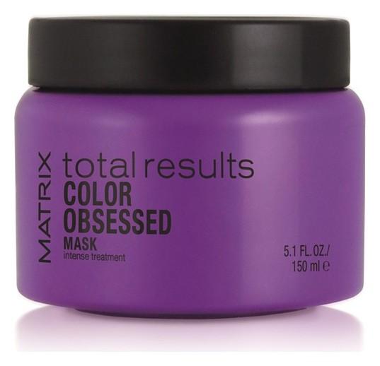 "Маска для волос ""Color Obsessed""   Matrix"