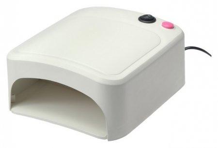 Лампа для гель-лака Luazon Luf-10, UV, 36 Вт, матовая, белая  LuazON