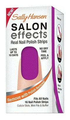 Маникюрный набор №130 Salon Effects  Sally Hansen